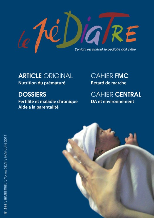 Le Pediatre couv 244:Le Pediatre couv 244