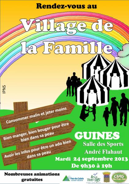 village de la famille 2013